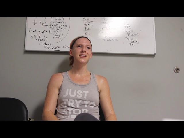Athlete of The Week Kelly Watts