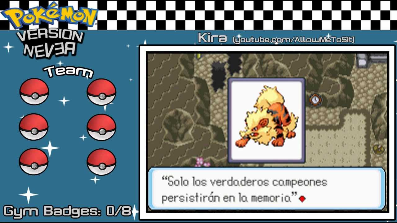 Pokemon never black and white gba free download