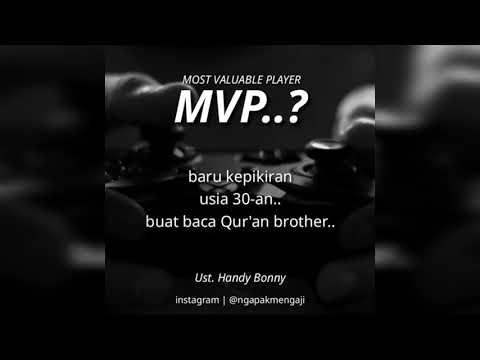 Kajian 1 Menit Ngapak Mengaji Nyesel Ga Bisa Baca Qur'an