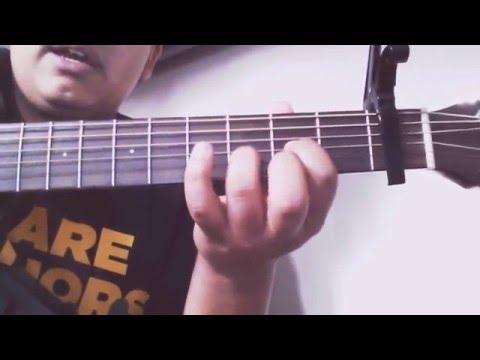 Guitar tutorials-Fill me up-tasha cobbs
