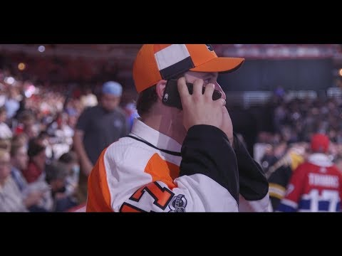 "Flyers TV Original: ""The Draft"""