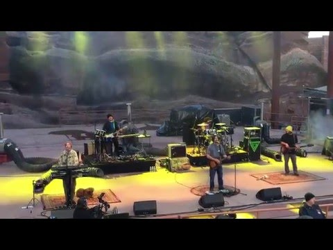 Stick Figure (Live) Weight of Sound at Red Rocks! 4/19/16