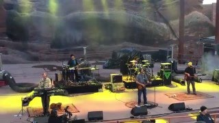 Stick Figure Live Weight of Sound at Red Rocks