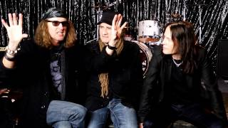 KROKUS - Better Than Sex COMMENTARY 2013 Official Band Video