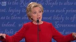 USA:n presidentinvaali 2016 - 1. TV-väittely (FiNSUB)