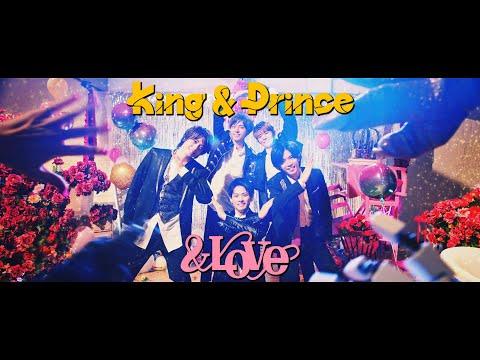 King & Prince「&LOVE」YouTube Edit