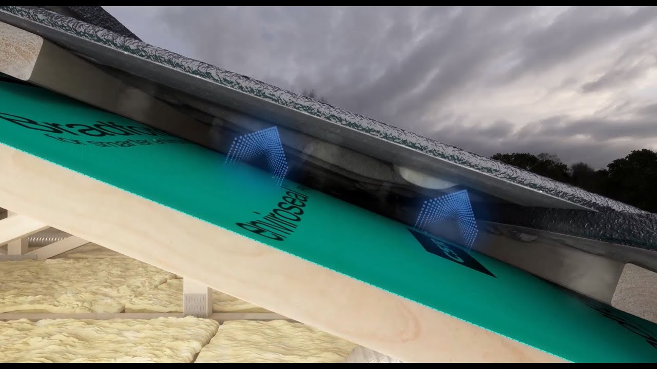 The Benefits Of Enviroseal Roof Sarking Youtube