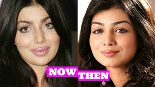 Ayesha Takia Plastic Surgery Gone Wrong - Before And After Video