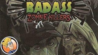 Badass Zombie Killers – Gen Con 2015