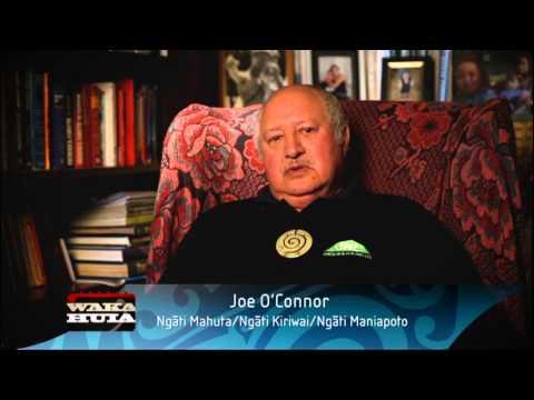 Profile Tainui kaumatua, Joe O'Connor