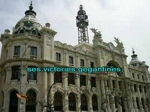 Karaoke Himno de Valencia
