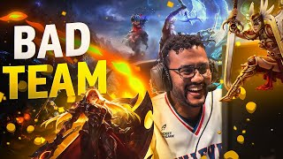 CAN YOU EVEN SHOTCALL THIS BAD OF A TEAM? | APHROMOO