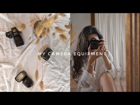 My Camera Equipment: What I use for Instagram and Youtube