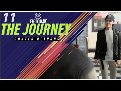 FIFA 18 The Journey Episode 11 - THE SERIES FINALE!!