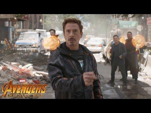 Marvel Studios Avengers: Infinity War  Legacy TV Spot