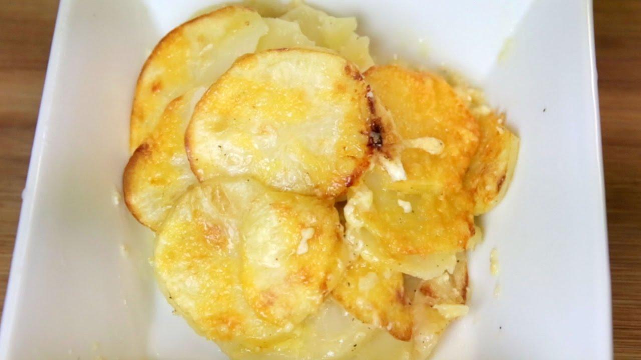 Easy scalloped potatoes recipe beatthebush youtube easy scalloped potatoes recipe beatthebush forumfinder Images