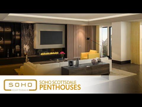 SOHO Scottsdale Penthouses
