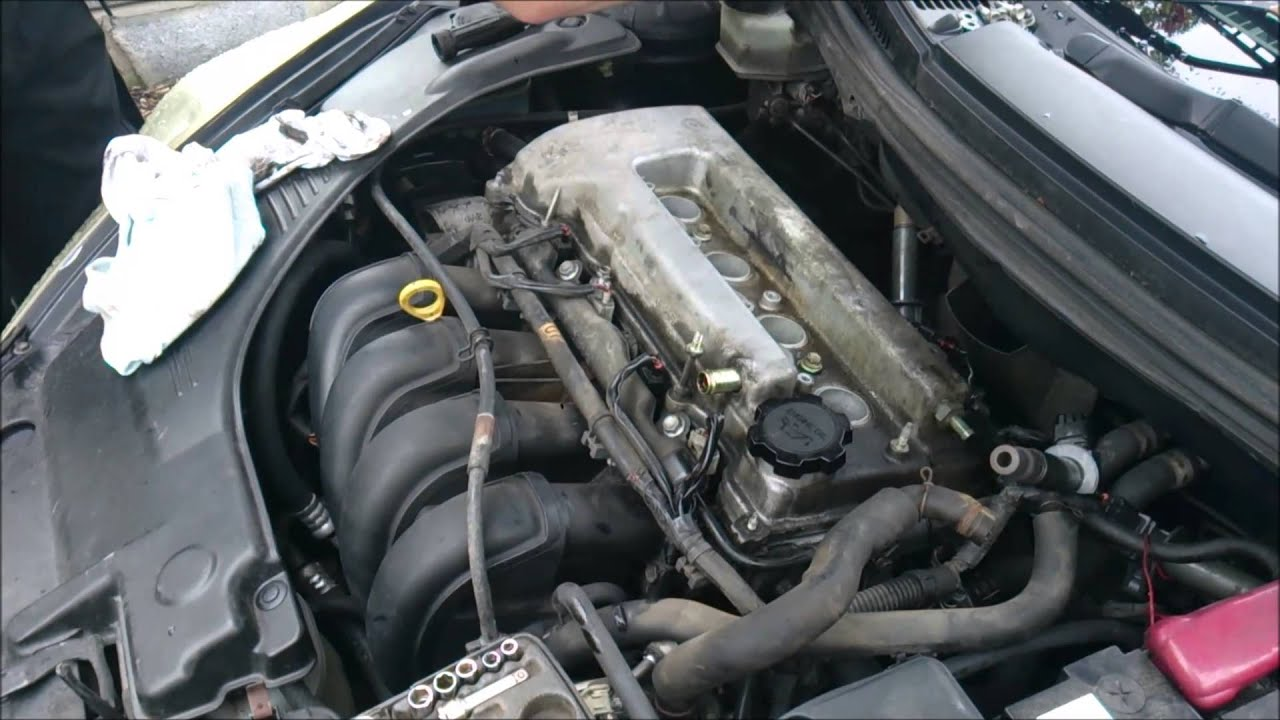 2001 Toyota Corolla Engine Replacement