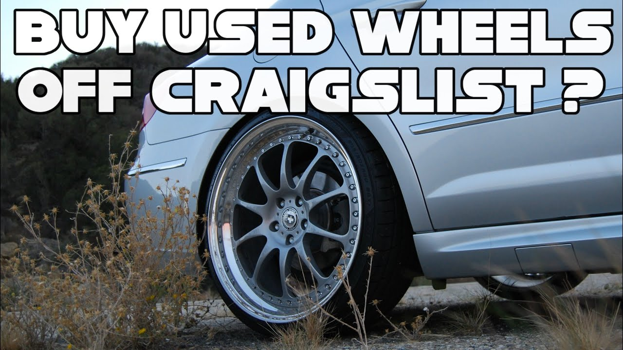 Should You Buy Used Hre Wheels Off Craigslist Youtube