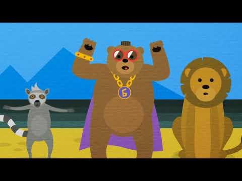 Медведи друзья мультфильм