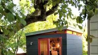 Modern-shed™ Yoga Studio