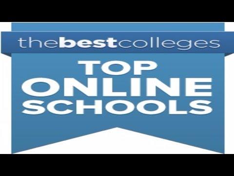 best accredited online schools