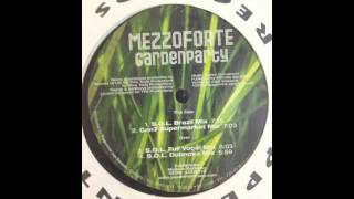 Mezzoforte - Garden Party(Can7 Supermarket Mix)