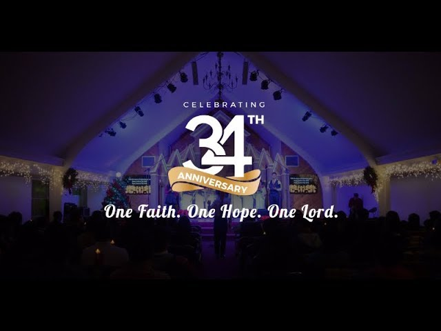 IEC Church Anniversary 2017