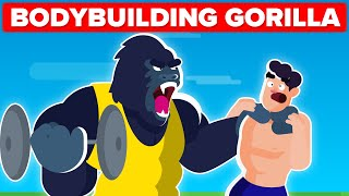 How Much Could A Bodybuilding Gorilla Bench Press?