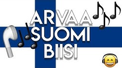 Arvaa Suomi Biisi