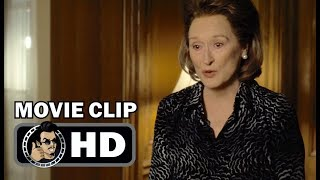 THE POST Movie Clip - Hypothetical (2017) Tom Hanks, Meryl Streep Drama Movie HD