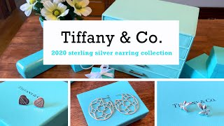 Tiffany & Co. Sterling Silver Earrings- 2020 Collection - part 5 ❤️❤️