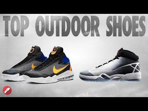 Top 5 Outdoor Basketball Shoes!