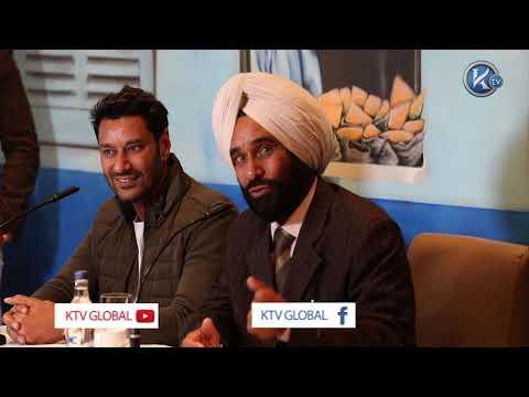 HARBHAJAN MANN CONFERENCE - EXCLUSIVE KTV 2018 - JOURNEY RESTAURANT - HOSTED BY BALJINDER SINGH