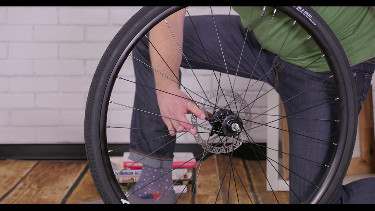 ff16d738d35 Flat Bar Bikes with Hydraulic Disc Brakes - Bike Build - YouTube