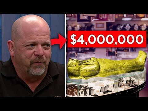 The Most Bizarre Items On Pawn Stars