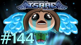 The Binding of Isaac: Rebirth [Episode 144] Second chance