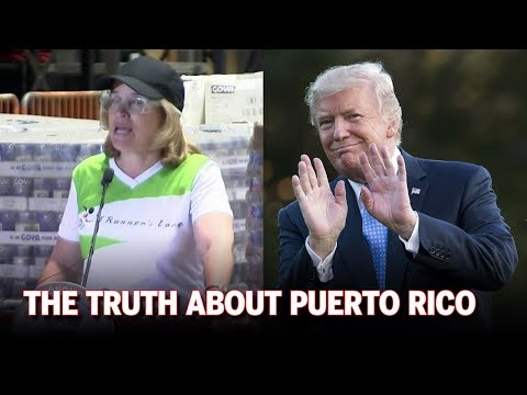 The Real Story Behind Puerto Rico's Hurricane Relief Efforts and San Juan Mayor's Comments