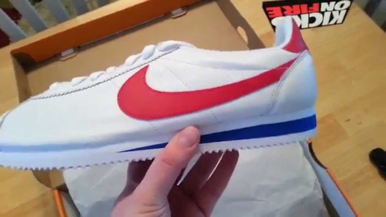 Nike Classic Cortez Premium Qs Forrest Gump