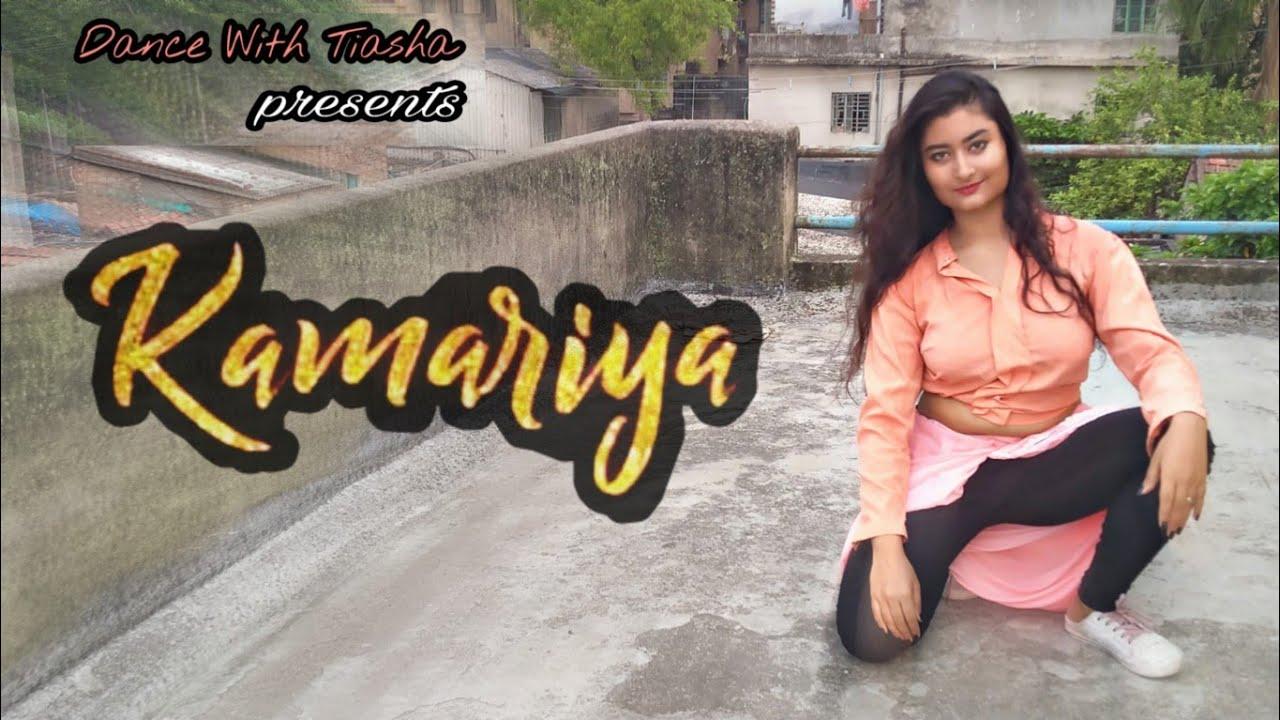 Kamariya - dance cover | Nora Fatehi , Rajkumar Rao | Aastha Gill , Divya Kumar | STREE