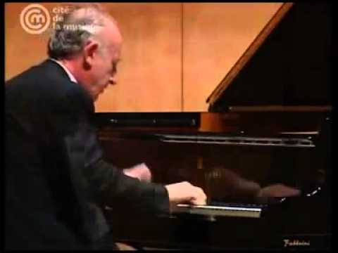 Maurizio Pollini - Robert Schumann - Grand Concerto Without Orchestra, op.14 (2 of 2)