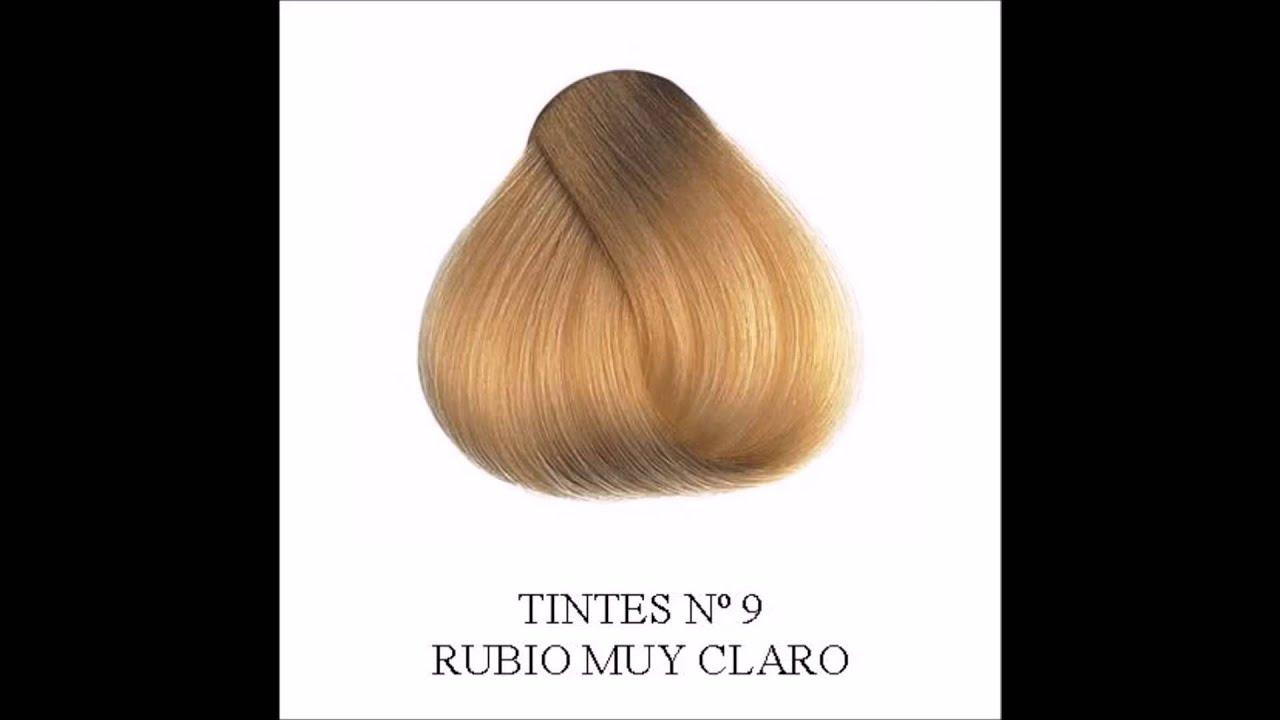 Cabello rubio 9 1