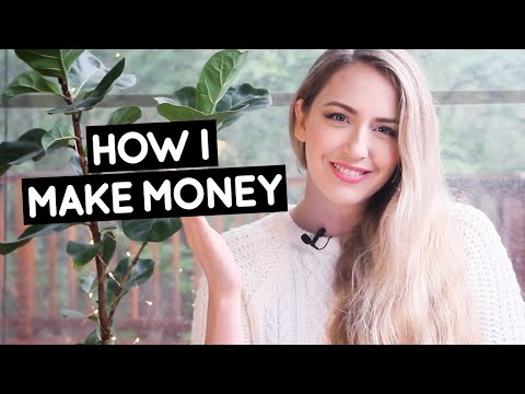 HOW do TRAVEL BLOGGERS make MONEY? | Little Grey Box