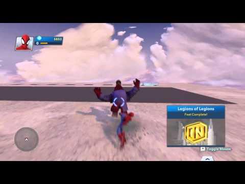 Spider-Man's Ranged Attack Stunlock