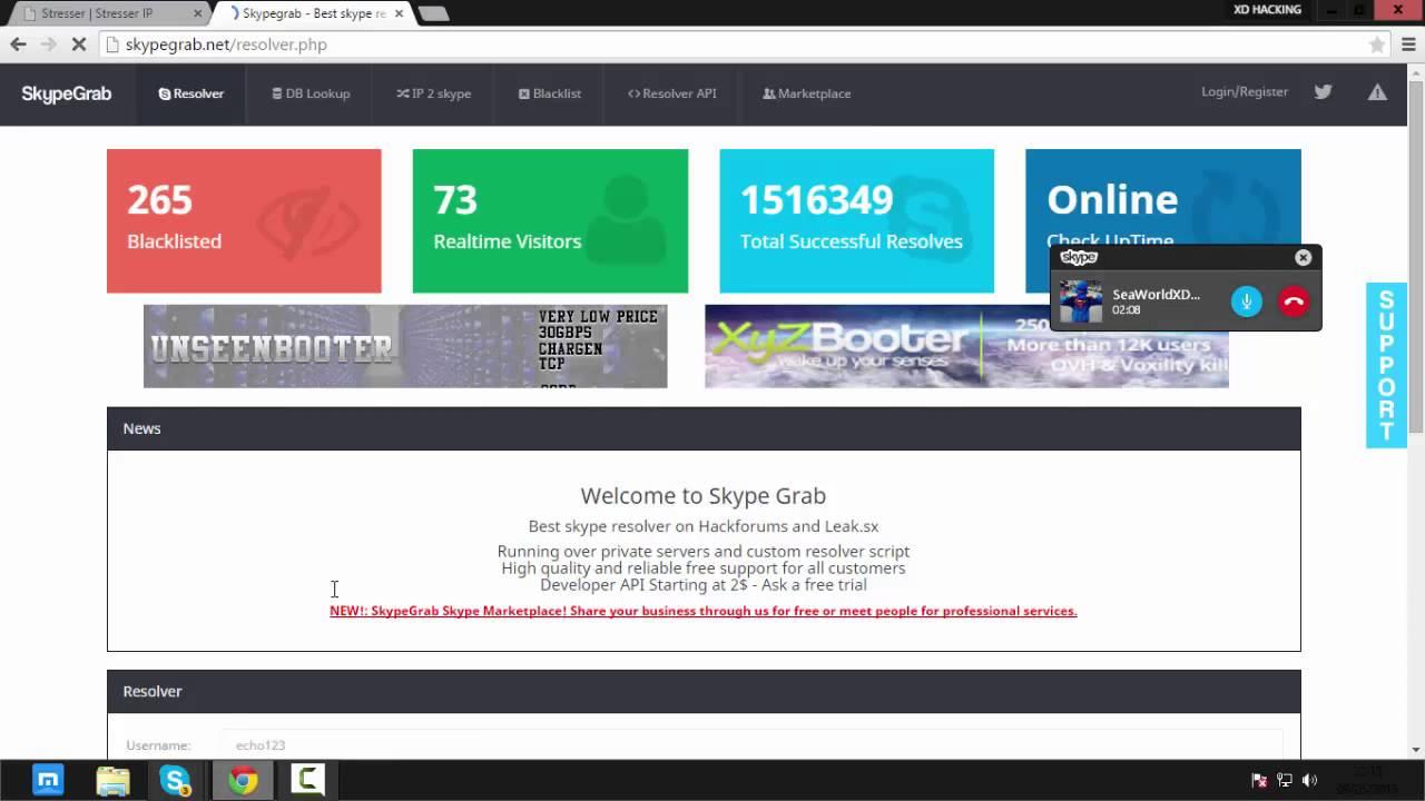 Derrubar internet por skype download