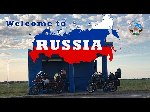 WORLD RIDE 2017 || EP. 37 || WELCOME TO RUSSIA