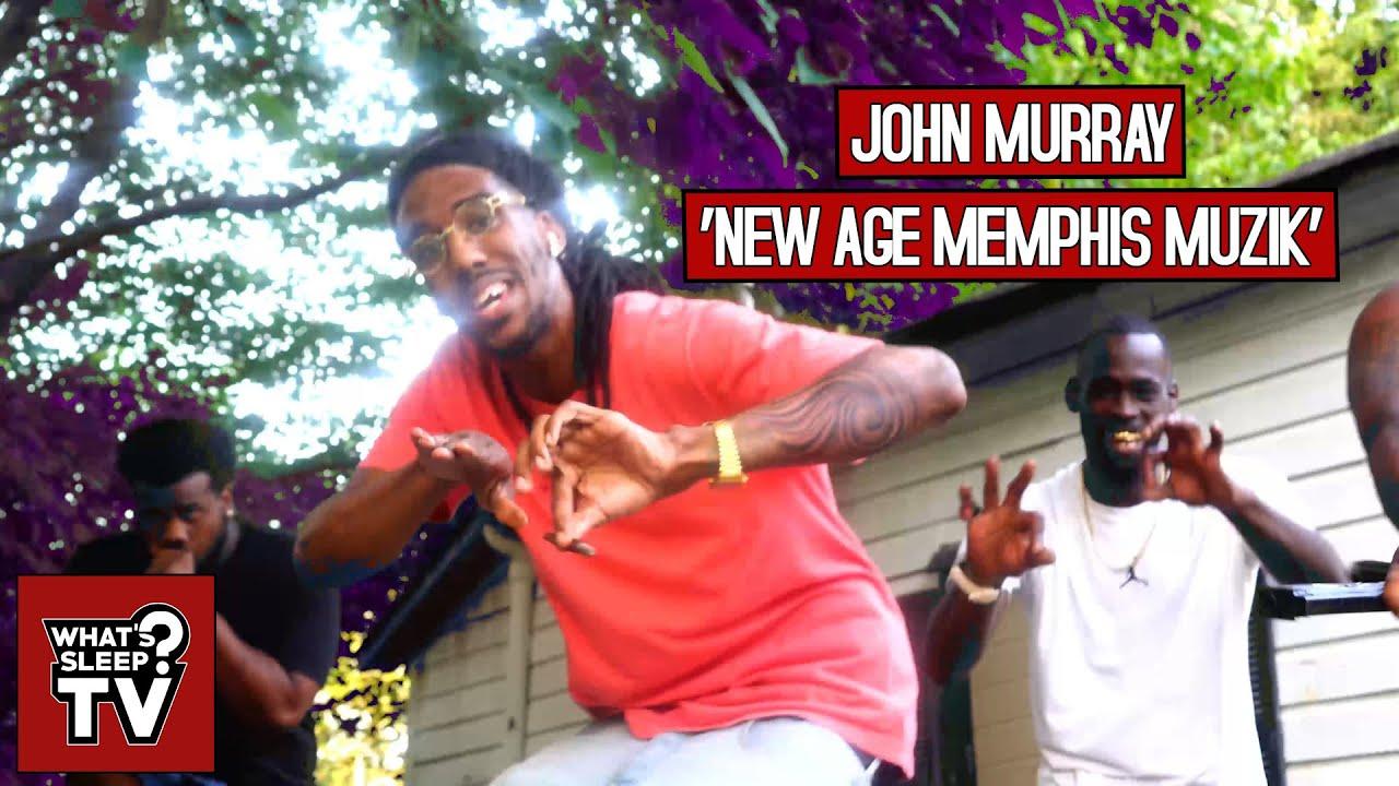 John Murray - New Age Memphis Muzik