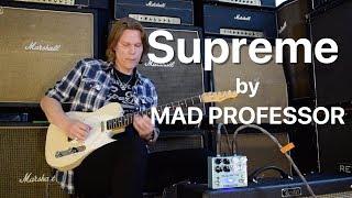 Mad Professor Supreme demo by Marko Karhu
