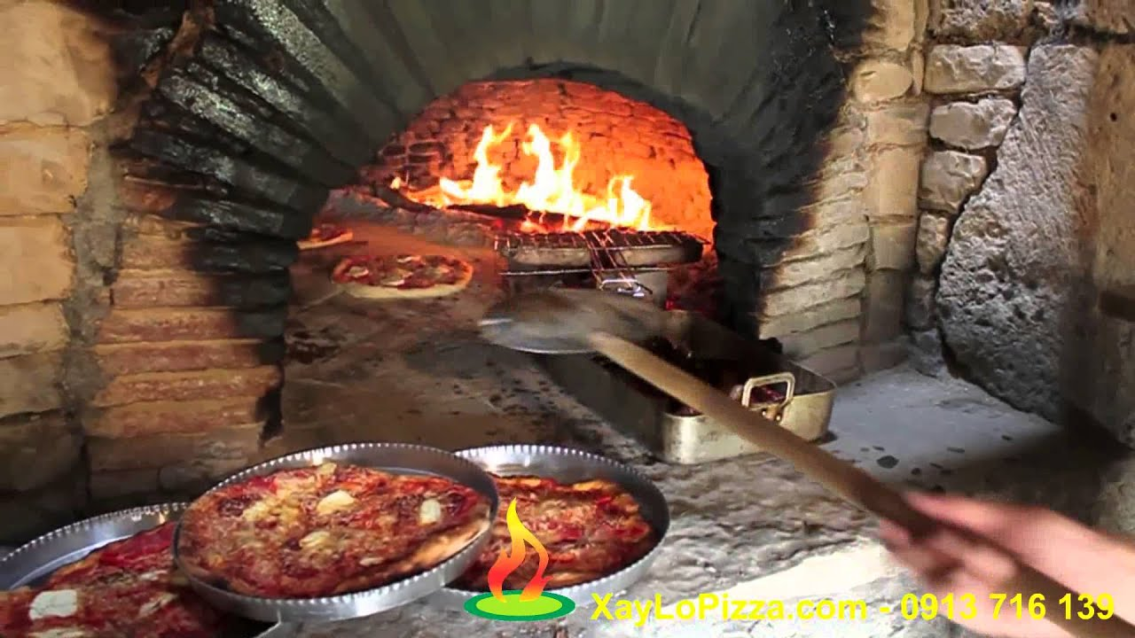Kết quả hình ảnh cho lò nướng bánh pizza