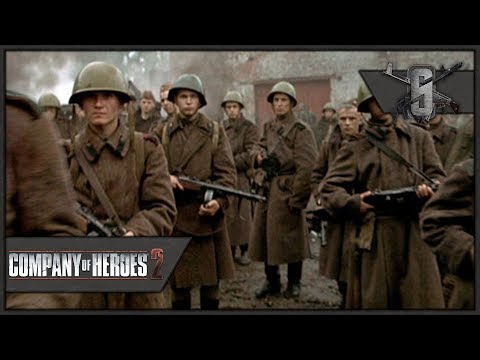 They Can't Stop Our Hordes! - Company of Heroes 2 - Theater of War: Barbarossa Singleplayer #6